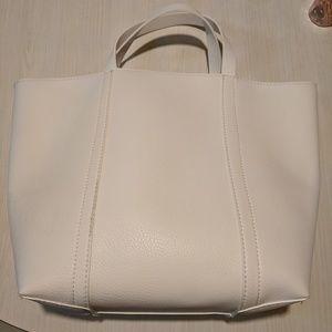 Zara Reversible Tote/Shoulder Bag NWOT